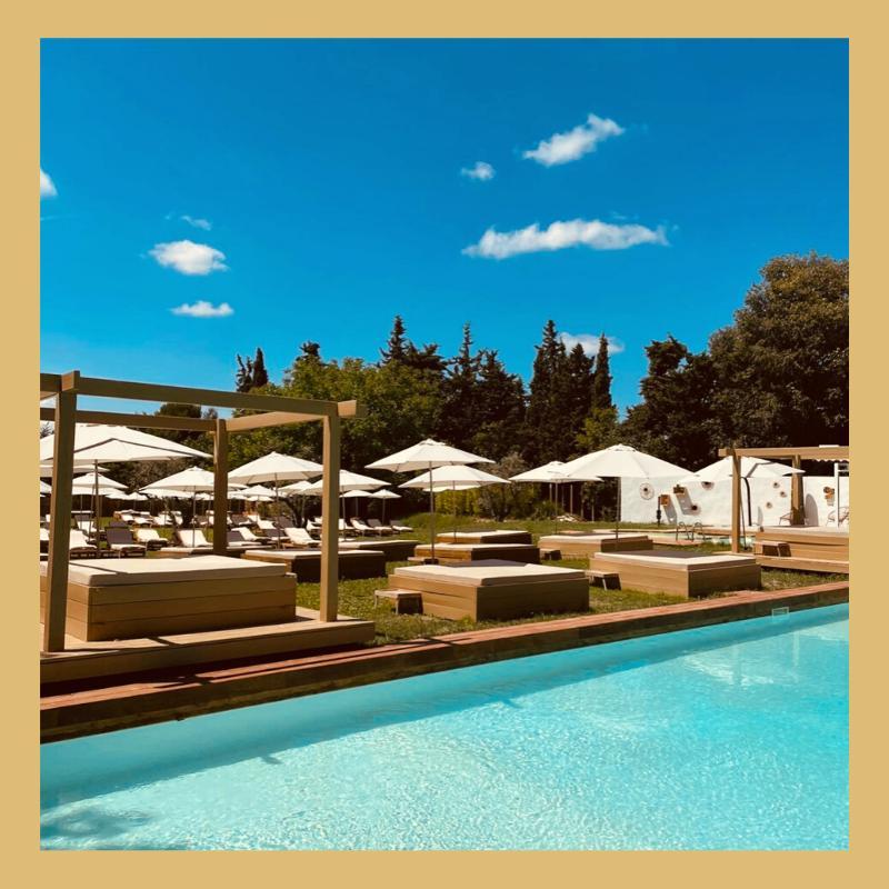 restaurant piscine aix en provence