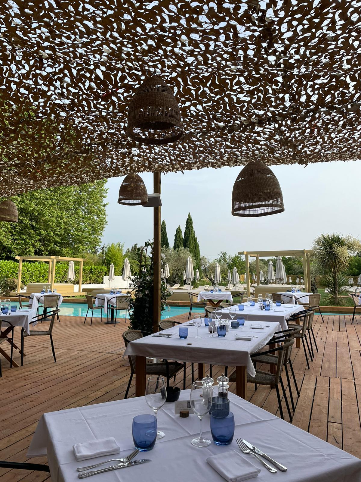 Restaurant - Le Domaine d'Aix